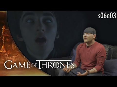 "Game of Thrones: s06e03 - ""Oathbreaker"" REACTION"