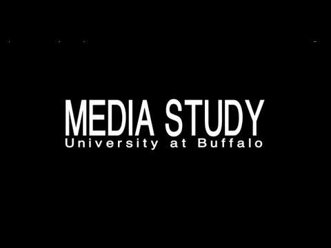 Department of Media Study | University at Buffalo
