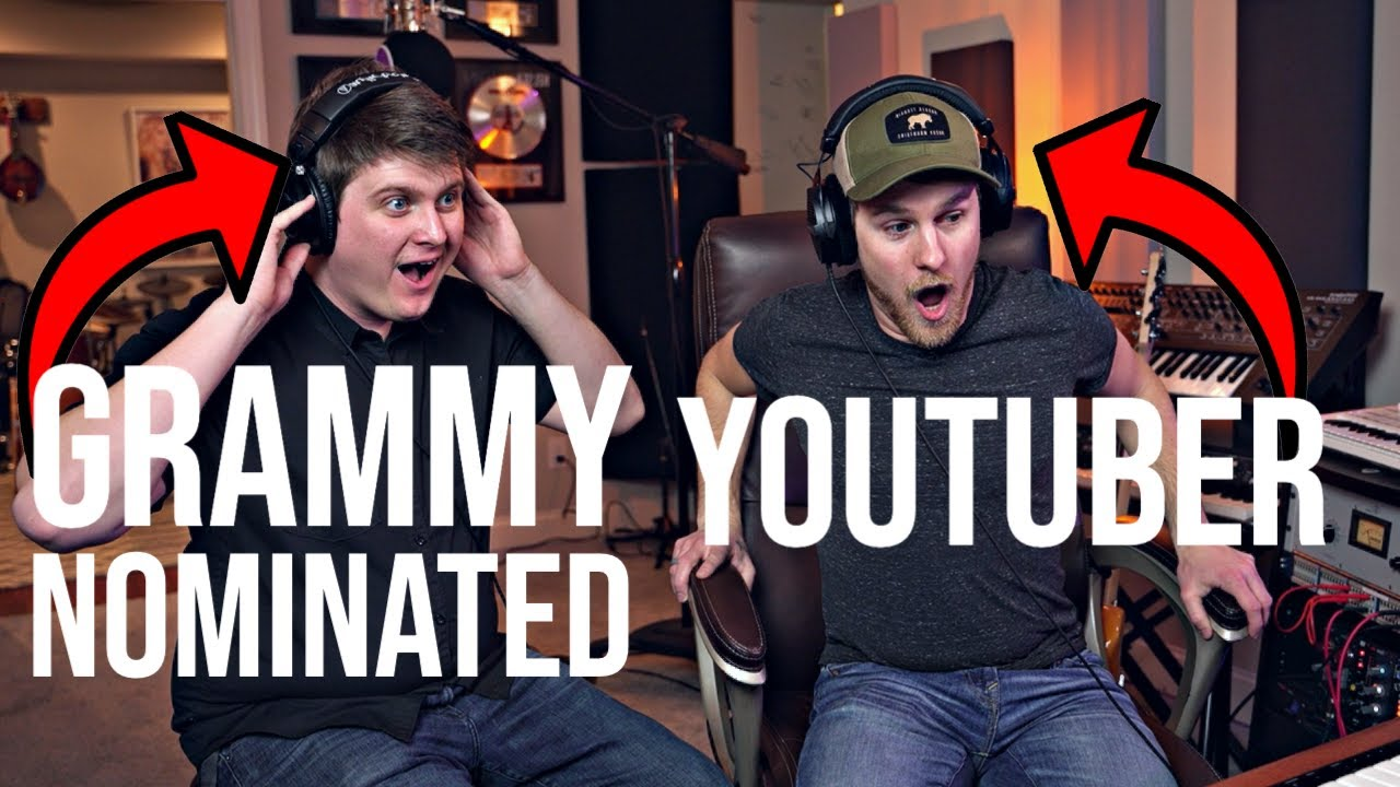 YouTube Producer Collabs with GRAMMY NOMINATED Producer!