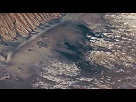 ESA Mission: MARS Express - Hebes Chasma - FullHD (1080p)