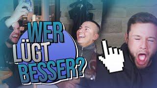 WER LÜGT BESSER? mit NICO | Crewzember