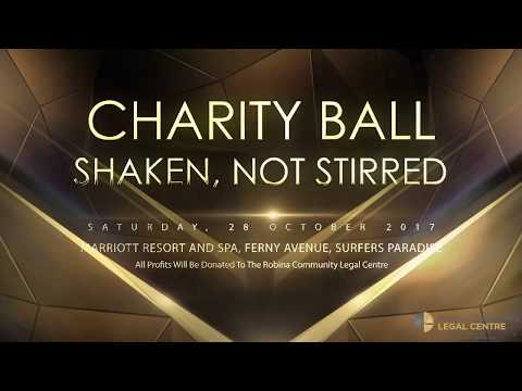 Charity Ball Promo 28 October 2017