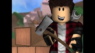 [로블록스(Roblox)] 럼버 타이쿤2(Lumber Tycoon 2) 6화 허름한 내집 짓기! 간단 리뷰 & 플레이 영상