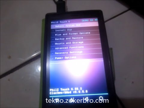 How to flash MIUI Recovery ROM using updater app