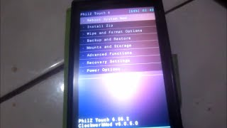 Install CWM Recovery Nokia X2 DS