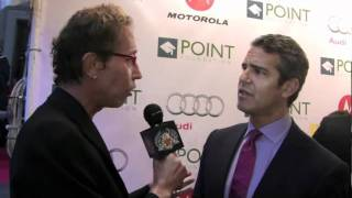 gaylifenyc.org interviews Kelly Ripa, Andy Cohen, Iman, and Sam Champion -Point Foundation Honors