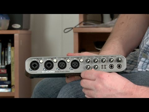 How to Setup an Audio Interface & Record with Windows