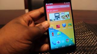 Using third-party SMS apps in Android 4.4 KITKAT and the Nexus 5