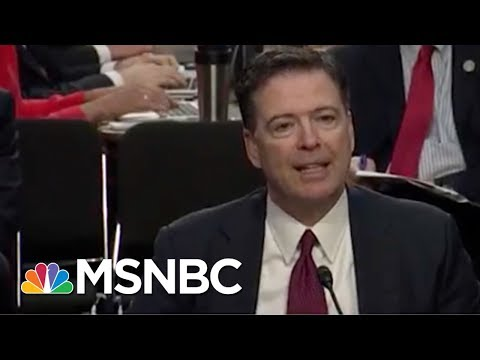 GOP Tries To Save President Donald Trump, Attacks FBI, U.S. Intelligence | Rachel Maddow | MSNBC