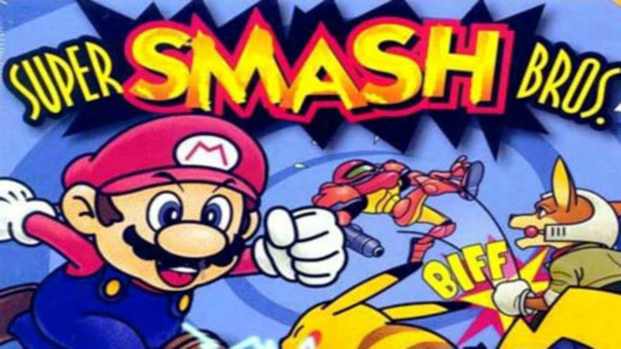 Super Smash Bros. (N64/Wii) Game Review - YouTube
