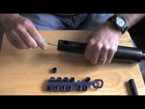 How To Install A Rain Bird 5000 Series Nozzle.