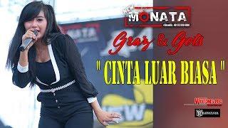 CINTA LUAR BIASA - YEYEN VIVIA - NEW MONATA LIVE GRAZ & GOTS 2019 - KABUNAN PEMALANG JAWA TENGAH