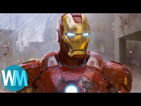 Top 10 Marvel Movies!