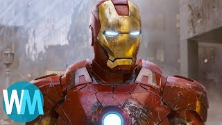 Top 10 Marvel Movies!