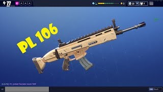 Fortnite Weekly Giveaway #5| PL 106 SCAR for free!