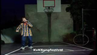Kinderen voor Kinderen Songfestival 1996 - Als ik de baas zou zijn van het journaal