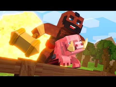 Minecraft | Clash Of Clans Nations #7 - Gem Mines!