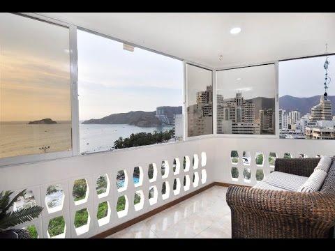 Apartamento Malecon del Mar en Rodadero - Santa Marta