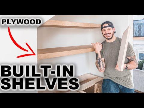 making-built-in-shelves