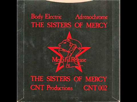 The Sisters of Mercy 'Body Electric' 1982