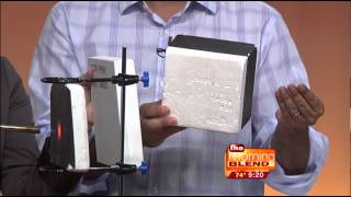 Shuttle Tile Physics (Michael on the Morning Blend May 18, 2012)