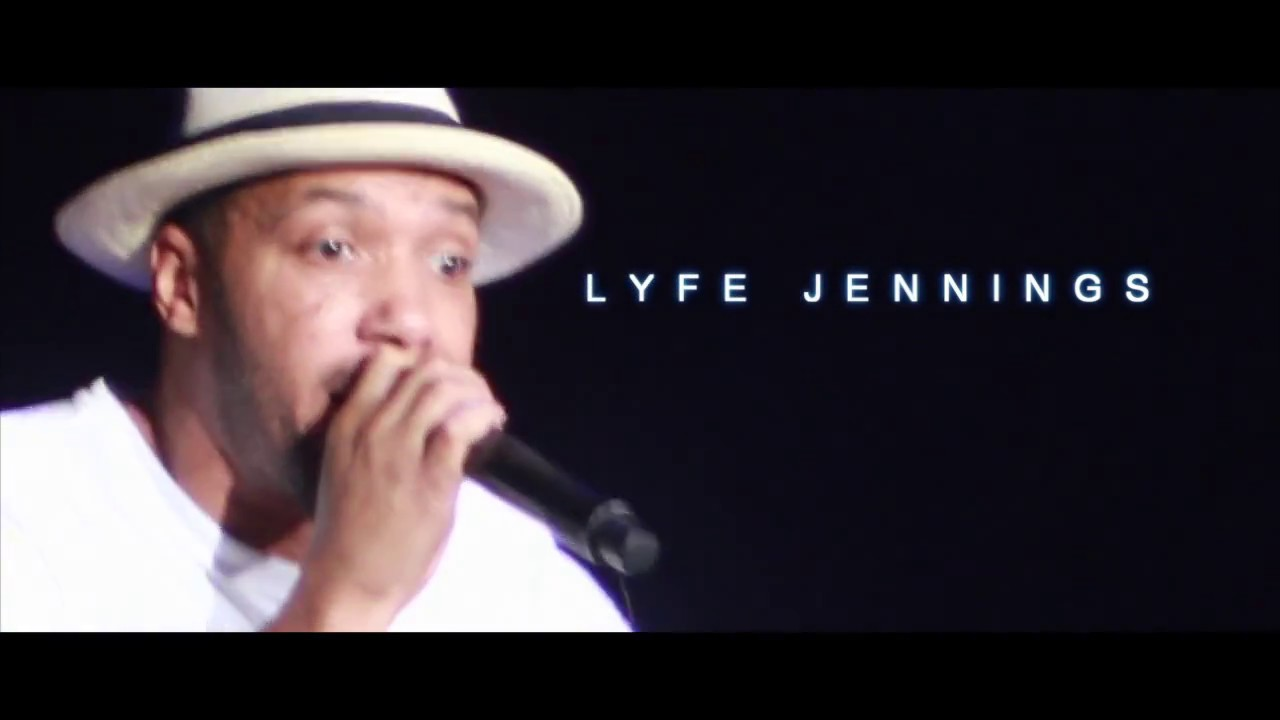 "Lyfe Jennings,  tribute to Al Green ""Let's Stay Together""."