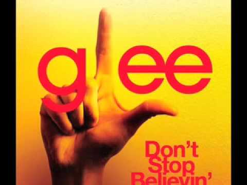 Glee Cast  Dont Stop Believin Journey   Free MP3 DOWNLOAD
