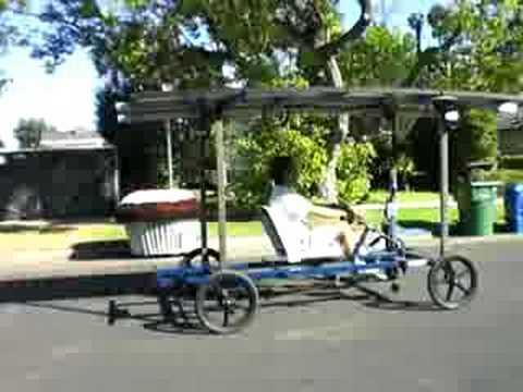Solar Car No Batteries