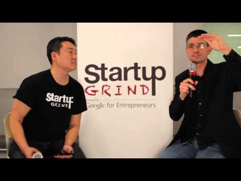 Michael Bryzek (cofounder of Gilt Groupe) at Startup Grind New York City