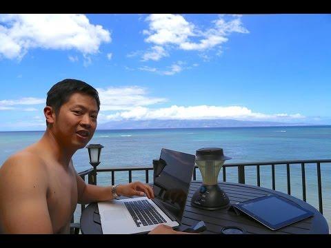 Digital nomad lifestyle in Taipei, Taiwan