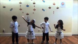 Dancing Bubbles - Happy Diwali Song