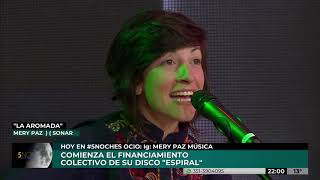 "5 NOCHES   MERY PAZ - ""LA AROMADA"""