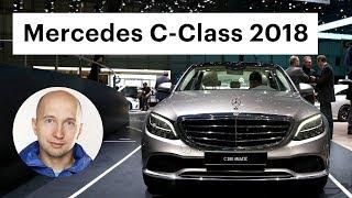 видео Новое поколение Mercedes C-class