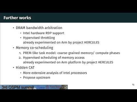 I-MECH co-sponsored the OSPM Linux Summit - I-MECH