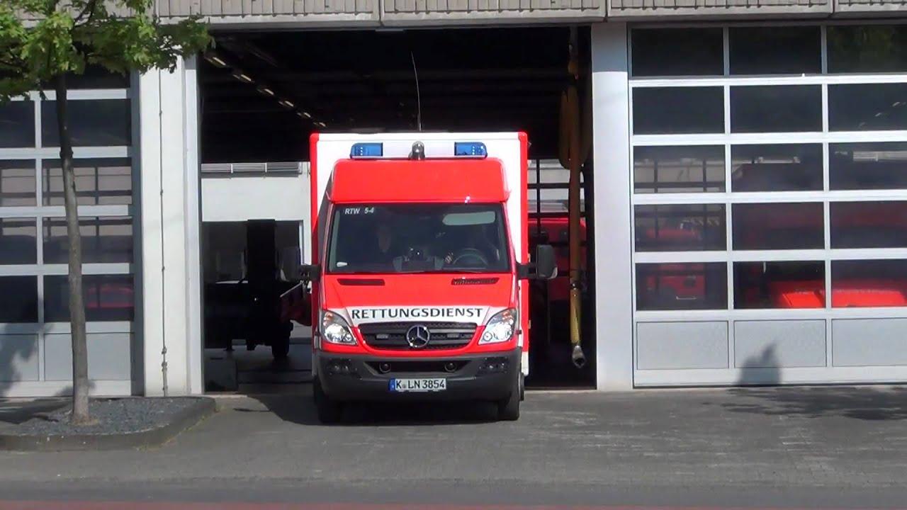 Rettungsdienst Köln