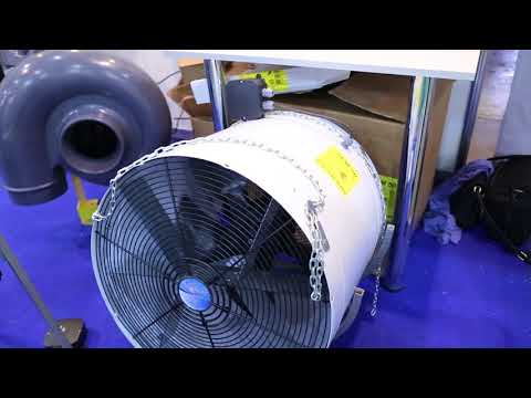 Вентилятор для теплиц Dündar SFM 50