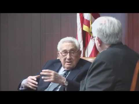 America New World Order Kissinger US Foreign Policy Economic Collapse US Security