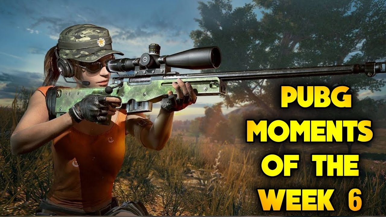 AMAZING SNIPER SHOTS  | Best PUBG Moments of The Week