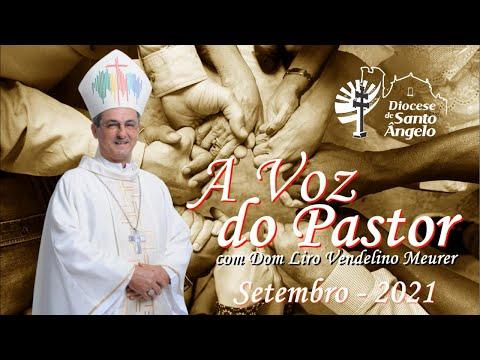 """Confira """"A Voz do Pastor"""" de Setembro"""