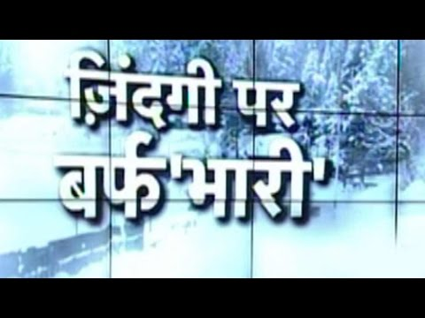 Heavy Snowfall in Shimla and Kashmir, Jammu-Srinagar Highway Remains Blocked