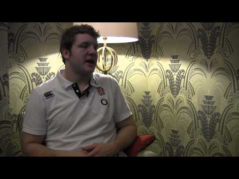 Interview with Joe Launchbury