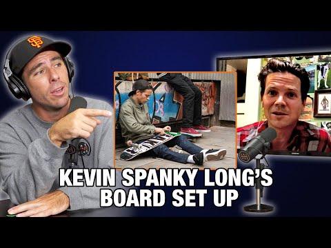 What's Spanky's Board Setup?!