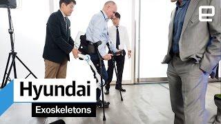 Hyundai Exoskeleton: Hands-On