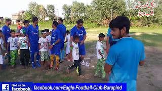 football match bara pind elgl football club vs united club pasrur