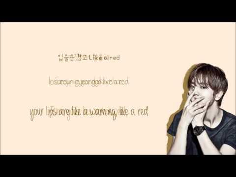 INFINITE - BAD Lyrics( HAN/ROM/ENG) Color Coded