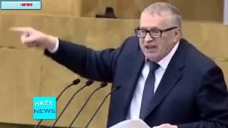 Жириновский Идет раздел Украины и мы должны забрать то что мы подарили!