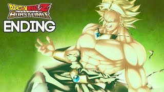 Dragon Ball Z: Burst Limit - Walkthrough Ending, Gameplay Xbox 360