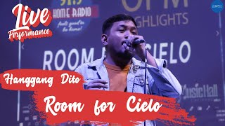 Room For Cielo - Hanggang Dito (Live at The Music Hall)
