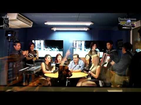 Aroma en Radio Lobo y TV - Celaya Guanajuato - 13-05-2015 - SER - Kanne
