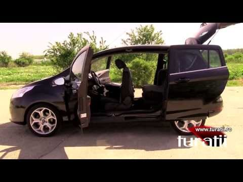 Ford B-Max 1,0l EcoBoost explicit video 1 of 3